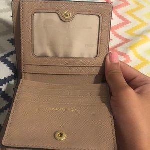 MK folding wallet